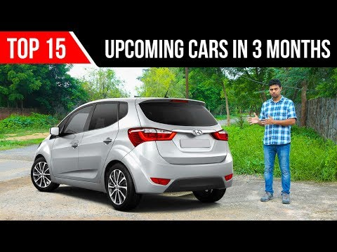 Upcoming Cars Launching In India In Next 3 Months - 15 Cars