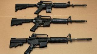 Oklahoma man kills three home intruders with AR-15
