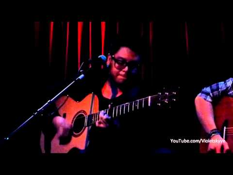 Andrew Garcia, Full Acoustic Version