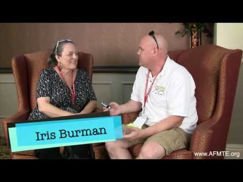 (English) Video: Iris Burman at the 2013 Alliance for Massage Therapy Education Conference