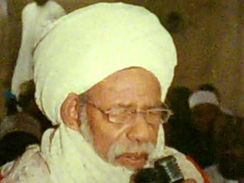 Sheikh Dahir Bauchi Salatul Fatihi صلاة الفاتح