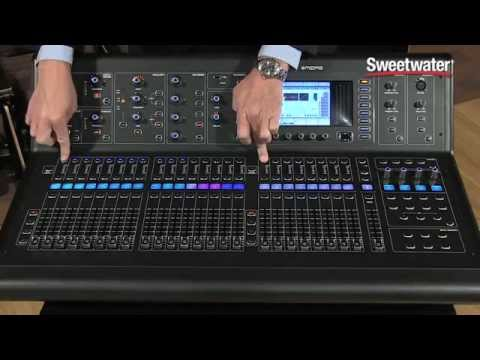 Midas M32 Digital Mix Console Review – Sweetwater Sound