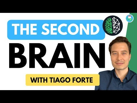Create Your Second Brain with Tiago Forte