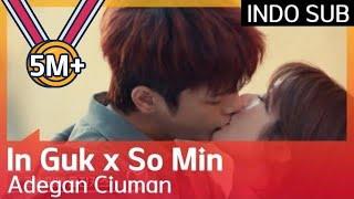 💋💋💋 Adegan Ciuman Seo In Guk ♥ Jung So Min #TheSmileHasLeftYourEyes 🇮🇩 INDO SUB🇮🇩