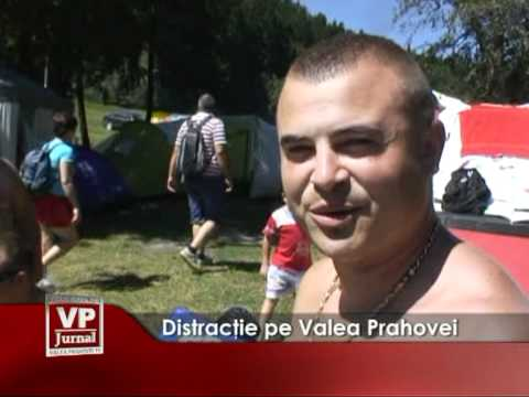 Distracţie pe Valea Prahovei