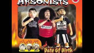 Arsonists - Space junk (Feat Kinetic NRG).wmv