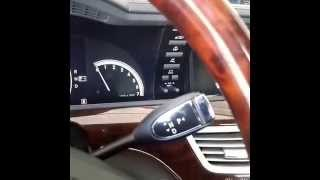 2007 Mercedes S550 Gear Shift Not Working