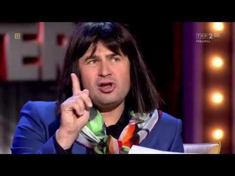 Kabaret Paranienormalni - Strawa dla reportera