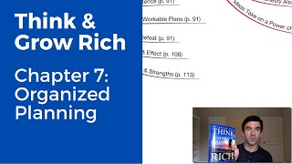 Think and Grow Rich, Chapter 7: Organized Planning