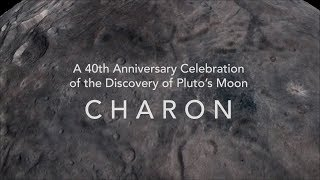 40 anos da descoberta de Caronte, lua de Plutão