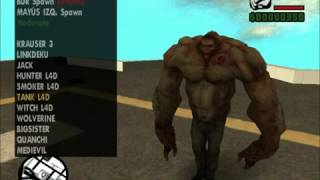 how to change skin in gta san andreas ps2 - TH-Clip