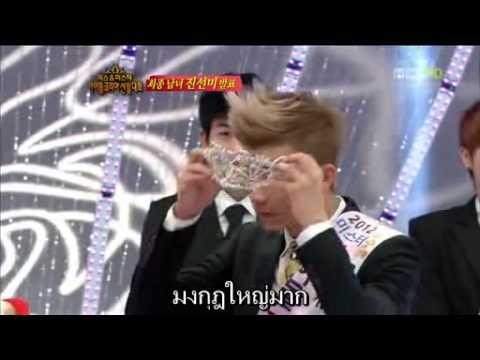 [Thai sub] Mr&Miss Idol Korea 2PM cut (Link)