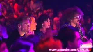 JTR - Week 6 - Live Show 6 - The X Factor Australia 2013 Top 7