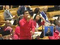 I Will Moer You EFF Paulsen Comedy In Parliament