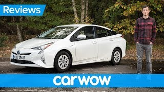 Toyota Prius 2018 hybrid in-depth review | carwow Reviews