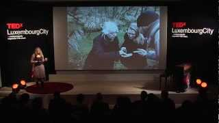 preview picture of video 'Scenes from a Romanian village: Katy Fox at TEDxLuxembourgCity'