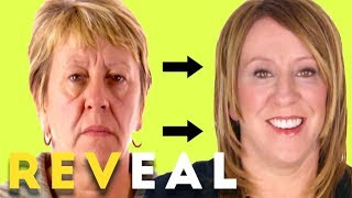 Beauty Experts Help Shirley Look Younger | 10 Years Younger | Reveal