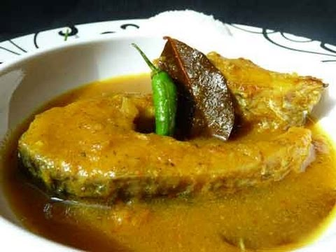 Doi Maach – Fish with Yogurt Gravy – Bengali Cuisine Indian Recipe