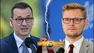 SE Człowiek Ziobry chce ZMIANY premiera! Wiceminister Woś SZOKUJE!