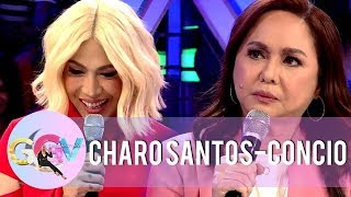 Is Vice Ganda's impersonation offensive for Miss Charo Santos?   GGV