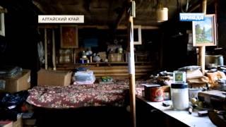 Алтайский отшельники ушли жить в лес из-за безденежья
