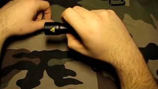 Led Lenser P5 - відео 1