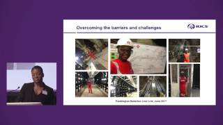 Unlocking the potential of your workforce | RICS Diversity and Inclusion Conference 2017