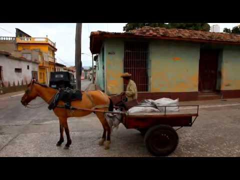 Spot promocional de Cuba - Campaña Autentica Cuba 2012