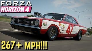 FORZA HORIZON 4 : 0.7 SECOND Dodge Dart Tutorial!!