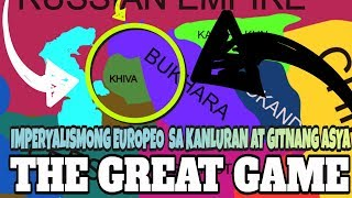 Grade 7 AP | THE GREAT GAME: Imperyalismong Kanluranin sa Kanlurang Asya | Ser Ian's Class