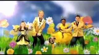Green Balloon Club - Waggle dance song - Cbeebies