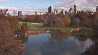 preview picture of video 'New York City- Central Park Tour (Part One)'