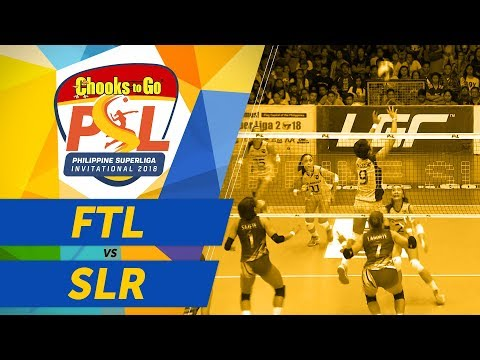 [Sport5]  F2 Logistics vs. Sta Lucia | PSL Invitational 2018