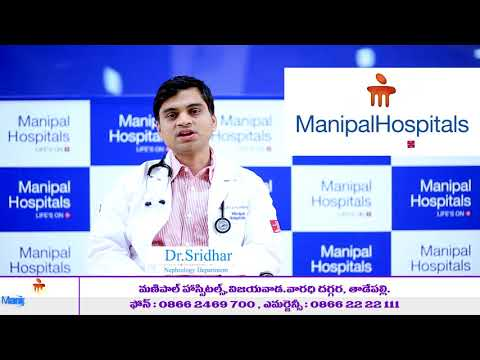 Dr.Sridhar – Consultant Nephrology and Kidney Transplant Physician