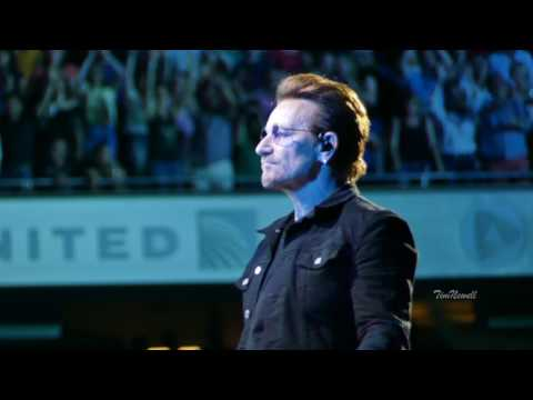 """U2 """"New Year's Day"""" (Live, 4K, HQ AUDIO) / Soldier Field, Chicago / June 3rd, 2017"""