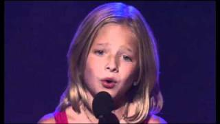 """Jackie Evancho - The Lords Prayer  """" Dream With Me"""" (2011)"""