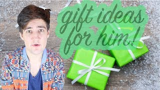 Vlogmas 4 Gift Ideas for Him!