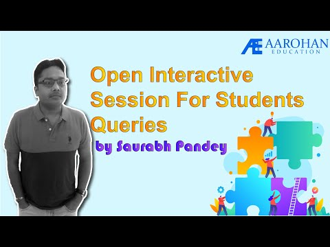 Interactive Session With Students Part 2