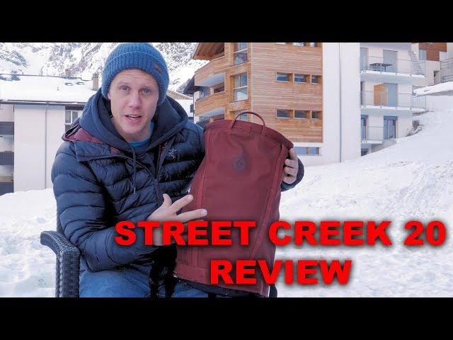 Видео Рюкзак Black Diamond Street Creek 20L (Nickel)