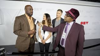 The Rookie Interview With Richard T. Jones, Melissa O'Neil & Eric Winter