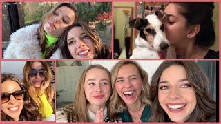 YENİDEN ÇOCUKLUK ODAMDAYIM!   Günlük Vlog /w Duygu Özaslan, İdil Yazar, Polina & Simla
