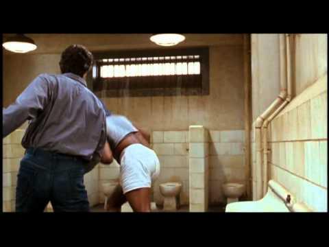 An Innocent Man - Prison Shank Scene
