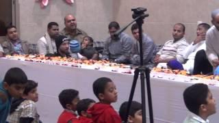 preview picture of video 'مولد النبي (ص) وحفيده الصادق (ع) - جلوات وقراءة المولد : الرادود علي الشوفة'