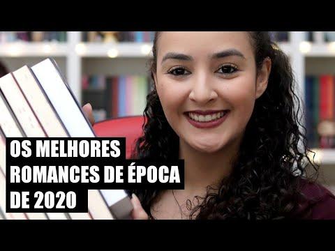 Os melhores romances de época de 2020