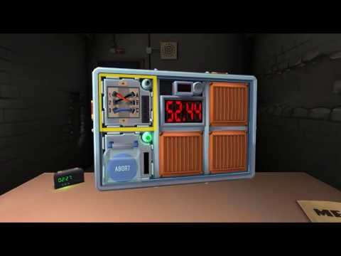 To nej z LiveStreamu: Keep Talking And Nobody Explodes (14. 1. 2017)