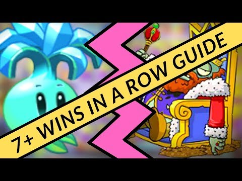 PvZ 2 Arena Strategy Guide Week 92: Ice Bloom