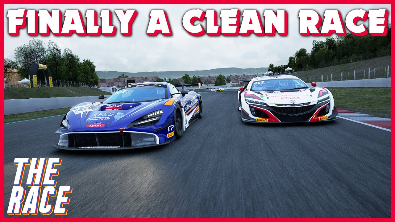 PowerQ: The cleanest race in AC Competizione history