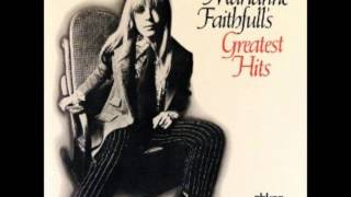 Marianne Faithfull - Is This What I Get For Loving You
