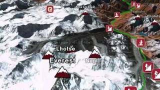 Everest Base Camp with Exodus - Google Earth Video