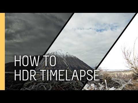 Syrp Quick Tip - How to Set Up and Shoot an HDR Motion Time-lapse